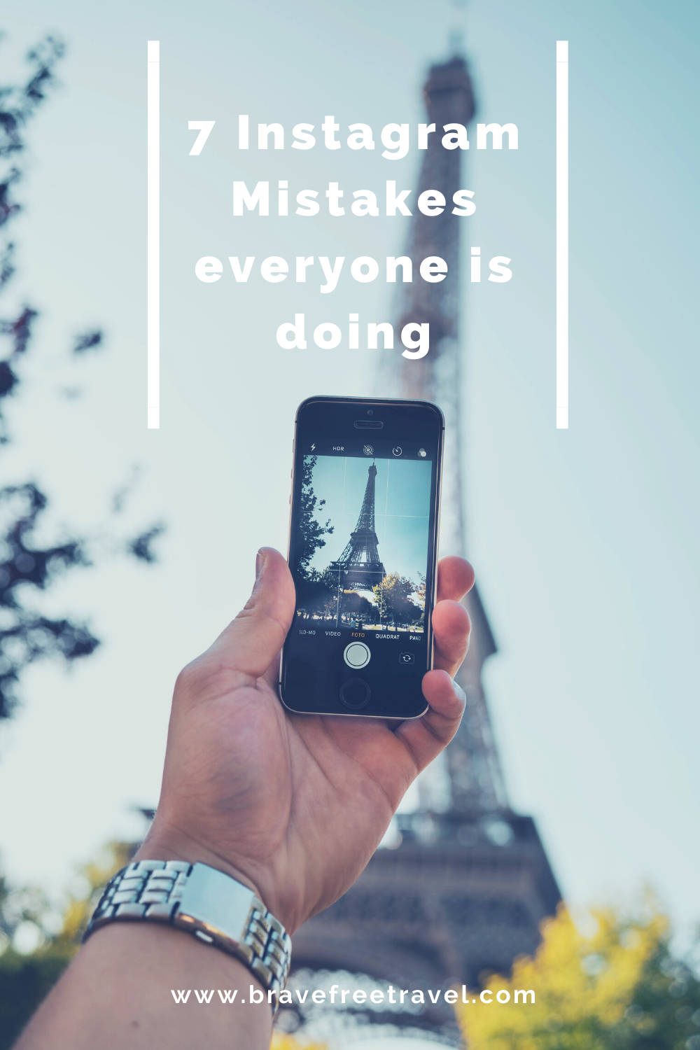 7 instagram mistakes everyone is doing